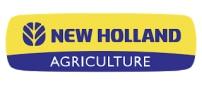Logo de la marca New Holland