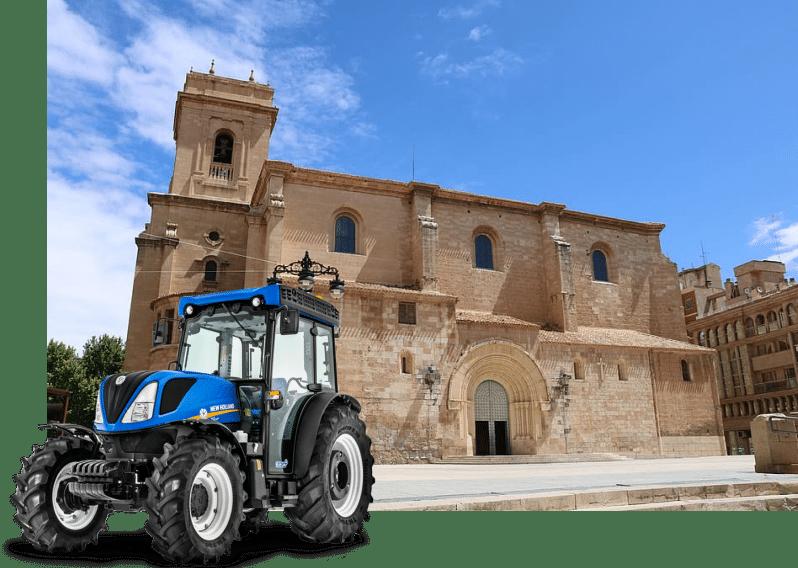 alquiler tractores albacete