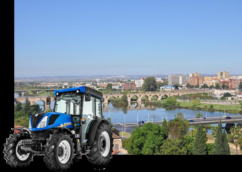 alquiler tractores badajoz
