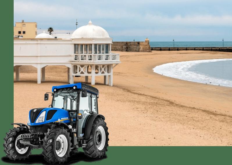 alquiler tractores cadiz